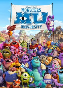 Monsters University (2013) Free Download Movie In HD 480p 250MB