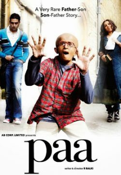 Paa (2009) Hindi Movie 375MB