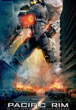 Pacific Rim (2013) 400MB BRRip 480p Dual Audio