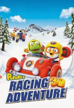 Pororo the Racing Adventure (2013) 275MB BRRip English