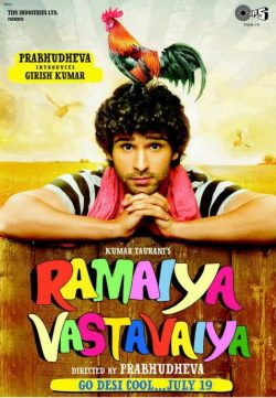 Ramaiya Vastavaiya (2013) Hindi Movie DVDRip