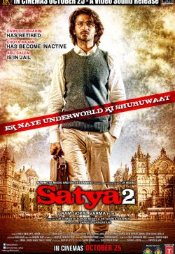 Satya 2 (2013) Hindi Movie 350MB DVDScr 480P