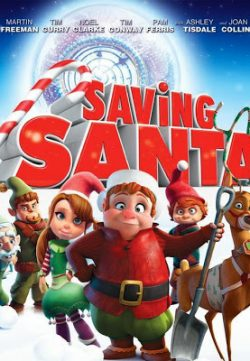 Saving Santa (2013) 275MB BRRip