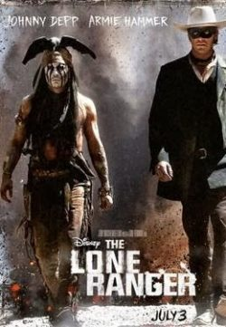 The Lone Ranger (2013) 400MB 480p Dual Audio ESubs