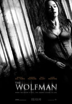 The Wolfman (2010) Dual Audio BRRip 720P