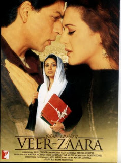 Veer Zaara (2004) Hindi Movie Brrip 720P
