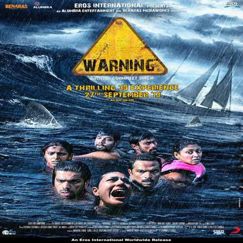 Warning (2013) Hindi Movie DVDRip