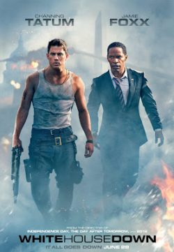 White House Down (2013) Dual Audio BRRip 720P HD