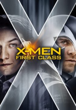 X-Men First Class (2011) Dual Audio