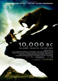 10,000 BC (2008) BRRip 420p 300MB Dual Audio Downloade 5