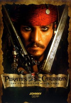 Pirates of the Caribbean 1 (2003) Dual Audio 480P 400MB