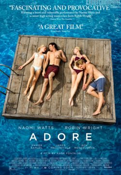 Adore (2013) English BRRip 720p HD