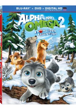 Alpha and Omega 2 (2013)English 480p
