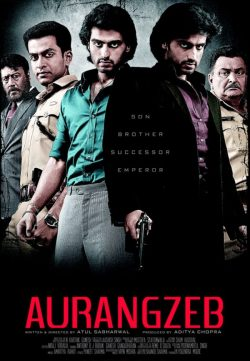 Aurangzeb (2013) Hindi Movie DVDRip 720P