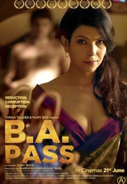 B.A. Pass (2013) Hindi Movie DVDRip 720P