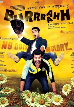 BuRRRaahh (2012) Punjabi Movie DVDRip 720P