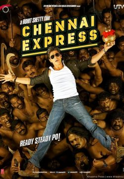 Chennai Express (2013) Hindi Movie BRRip 720P