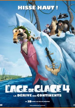 Ice Age 4 Continental Drift (2012) 300MB Dual Audio
