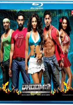 Dhoom:2 (2006) Hindi Movie BRRip 720p