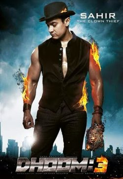 Dhoom 3 (2013) Hindi Movie CamRip