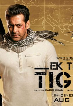 Ek Tha Tiger (2012) Hindi Movie DVDRip
