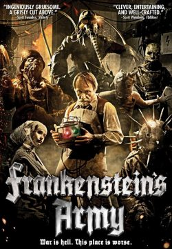 Frankensteins Army 2013 Watch Full Movie