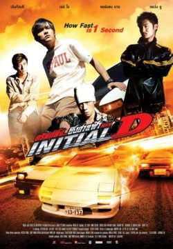 Initial D (2005) 300MB Dual Audio Downloade