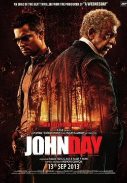 John Day (2013) Hindi Movie DVDRip