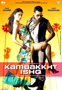 Kambakkht Ishq (2009) Hindi Movie