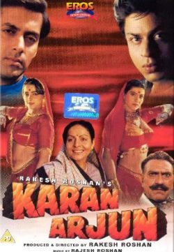 Karan Arjun (1995) Hindi Movie  Watch Online For Free In HD 720p Download