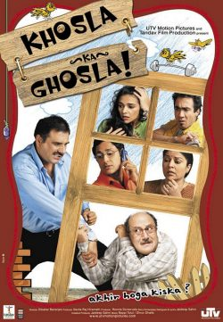 Khosla Ka Ghosla (2006) Hindi Movie BRRip 720p