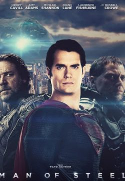 Man of Steel (2013) English BRRip 720p HD