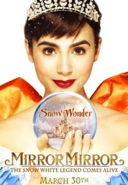 Mirror Mirror (2012) 300MB BRRip 480p Dual Audio