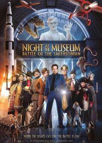 Night at the Museum 2 (2009) BRRip 300MB Dual Audio 4