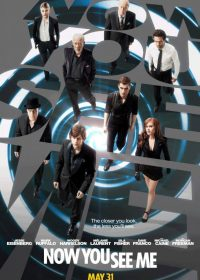 Now You See Me (2013) English Movie 300MB BRRip 5