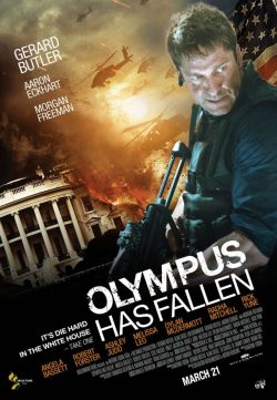 Olympus Has Fallen (2013) 325MB BRRip 420p Dual Audio