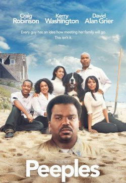 Peeples (2013) English BRRip 720p HD