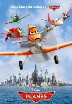 Planes (2013) English BRRip 720p HD
