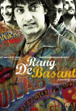 Rang De Basanti (2006) Hindi Movie 400MB WebRip