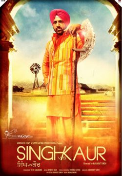 Singh VS Kaur (2013) Punjabi Movie DVDRip 720P