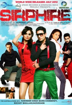 Sirphire (2012) Punjabi Movie DVDScr