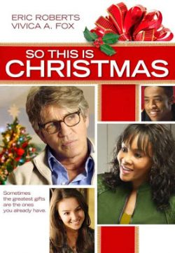 So This Is Christmas (2013) English BRRip 720p HD
