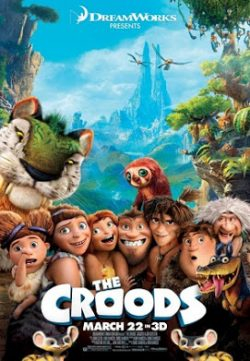 The Croods (2013) Dual Audio BRRip HD 720P