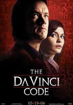 The Da Vinci Code (2006) 300MB Dual Audio