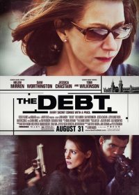 The Debt (2011) Dual Audio BRRip 720P 4