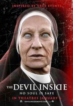 The Devil Inside (2012) Dual Audio BRRip 720P