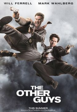 The Other Guys (2010) Hindi English Dual Audio BRRip 720P