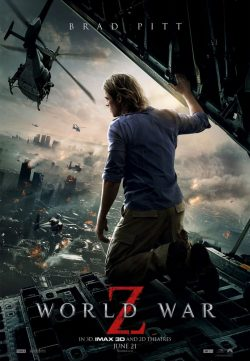 World War Z (2013) English BRRip 720p HD
