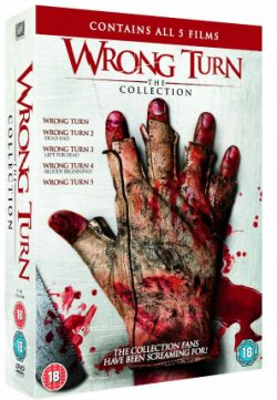 Wrong Turn 5 (2011) English Downloade