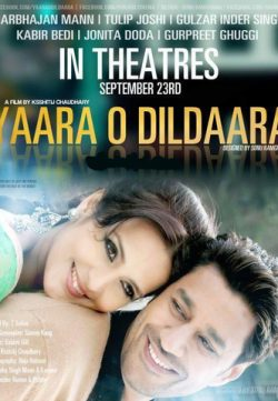 Yaara O Dildaara (2011) Full Punjabi Movie Watch Online Download